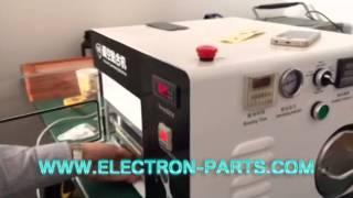 2015 Latest 5 in 1 Vacuum OCA Lamination Machine + Air Bubble Remover + Vacuum Pump + Air Compressor
