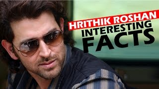 Top 10 UNKNOWN Facts Of Hrithik Roshan