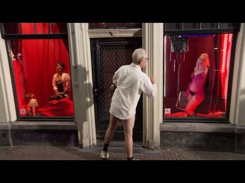Bad GrandPa - Red Lights (Amsterdam) VOST