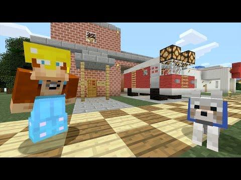 Minecraft Xbox Fire Truck 213