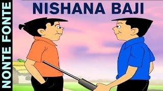 Nonte Fonte Bangla Cartoon New 2016   Nishana Baji   New Funny Animated Cartoon   HD Video