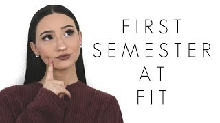 My First Semester At FIT Experience || Fashion Institute Of Technology || BeautyChickee