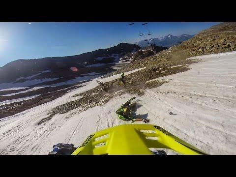 Megavalanche Glacier Carnage - Polygon UR