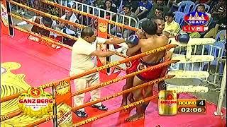 Muth Khlim Khmao, Cambodia Vs Oum Vanneth, Cambodia, Khmer Boxing 13 october 2018