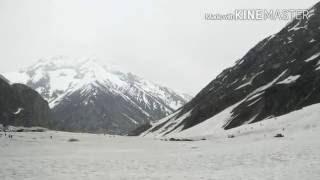 Sonamarg-Pahalgam-Gulmarg (Kashmir) in May end 2016