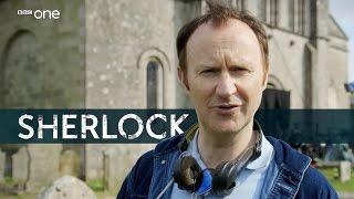 Mark Gatiss on the second week of filming - Sherlock: Series 4 - BBC One