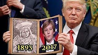 Ein Altes Buch Prophezeit das Ende von Donald Trump