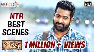 Jr NTR Back 2 Back Best Scenes | Janatha Garage Latest Telugu Movie | Mohanlal | Samantha | Nithya