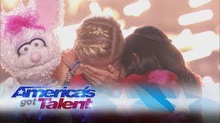 Darci Lynne Wins America