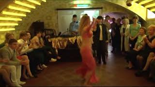 Belly dance (танец живота) QUEEN AMALIA Nizhny Novgorod .avi
