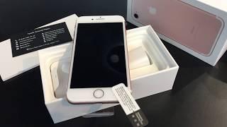 iPhone 7 снова брак! Пятна на дисплее айфон 7