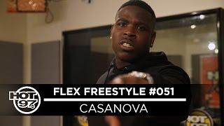 Casanova on Funk Flex | #Freestyle051