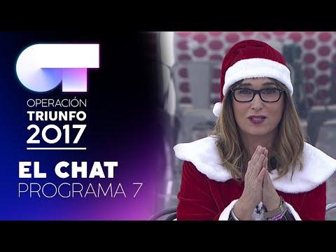 Xxx Mp4 EL CHAT GALA 7 11 DE DICIEMBRE – OT 2017 OTChat 3gp Sex