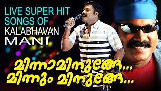 മിന്നാമിനുങ്ങേ മിന്നും മിനുങ്ങേ..| A Tribute To Kalabhavan Mani | Nadan Pattukal & Film Songs