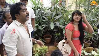 Director Om Prakash Rao Scolding in Shooting Spot