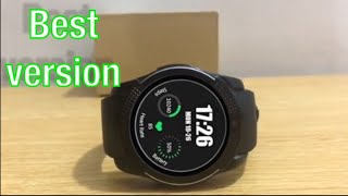 V8 SMART WATCH REVIEW AND UNBOXING.