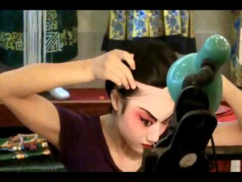 【China 2010】Chinese Theatre Hair & Makeup