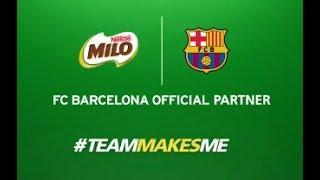 MILO x FCB 2017 Road to Barcelona Trip   MILO   Nestle PH
