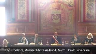 Parlement des futurs citoyens au Conseil de Paris 14/03/2016