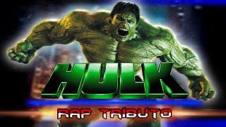 Rap do HULK   Rap Tributo 01 (PT-BR)