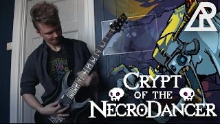 Crypt of the Necrodancer: Mausoleum Mash (1-3) - Guitar Cover || Rankarusu