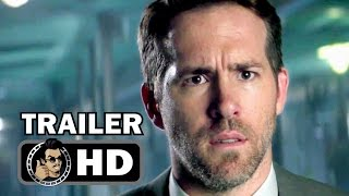 THE HITMAN'S BODYGUARD - Red Band Trailer (2017) Ryan Reynolds, Samuel L. Jackson Action Movie HD