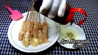 Resep dan Cara Membuat Sate Madura