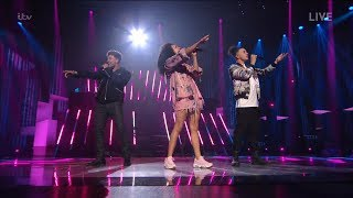 The X Factor UK 2017 The Cutkelvins Live Shows Full Clip S14E23