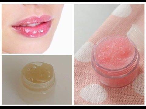 Simpe Secrets Super Easy DIY Lip Balm / Homemade Lip Balm/Moisturiz with Natural/Winter Beauty Tips