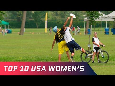 watch WJUC 2014 Highlights | Team USA Women's Top 10