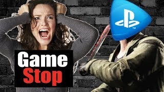 How The Playstation 4 Is Helping KILL GameStop! - Rant Video