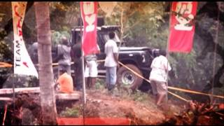 Sappers 4 x 4 Gympo the off road chalenge 2013