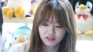 160622 펭귄카페 김소혜 4k 직캠 1201%