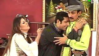 Hussan Diyan Miyhian Iftikhar Thakur New Pakistani Stage Drama Full Comedy Funny Play
