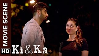 Those killer Legs | Ki & Ka | Arjun Kapoor, Kareena Kapoor | Movie Scene