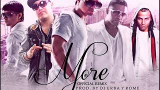Jory Ft. Zion, Ken-Y, Arcangel Y Chencho - More (Official Remix)