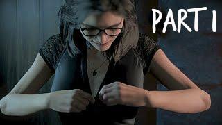 Until Dawn Walkthrough Gameplay Part 1 - Naked (PS4)