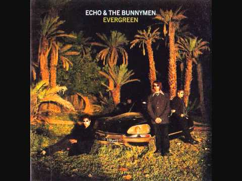 Echo & The Bunnymen - Nothing Lasts Forever (subtitulada) Video Clip