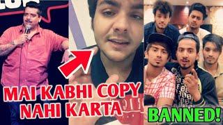 Ashish Chanchlani Content Copy From Jeeveshu Ahluwalia?   Mr Faisu Team 07 Banned   Guruji, UIC  