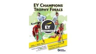 EY Champions Trophy Men Semi Final Banbridge v Monkstown
