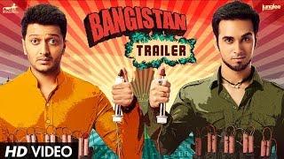 Bangistan - Official Trailer | Riteish Deshmukh, Pulkit Samrat, & Jacqueline Fernandez | 7th August