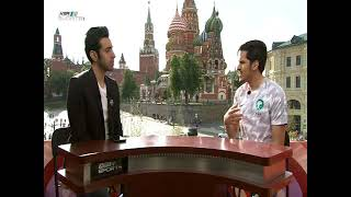 فيديو برنامج هنا روسيا يوم الاربعاء ٢٠-٦-٢٠١٨م