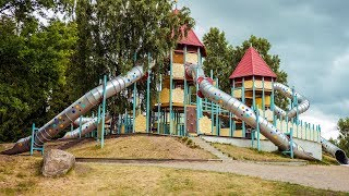 Outdoor Playground Fun for Kids