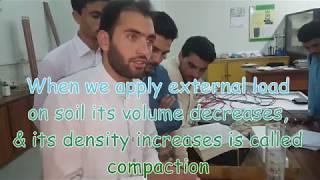 Soil Compaction Test | AASHTO T99-97 | Moisture-Density relationship