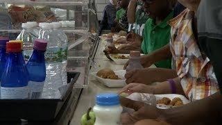 Rahway Elementary School Sees Better Behavior With Breakfast Program