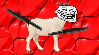 DIE KILLER ZIEGE | Goat Simulator | #1