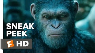 War for the Planet of the Apes Teaser Trailer #1 (2017) | Movieclips Trailers