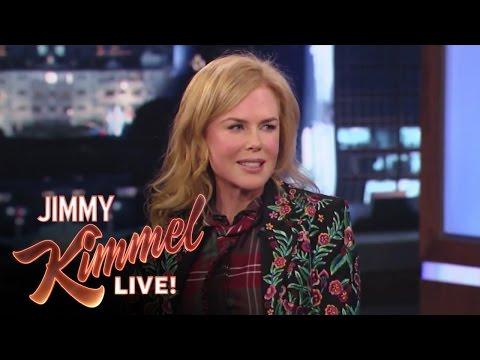Matt Damon Interviews Nicole Kidman