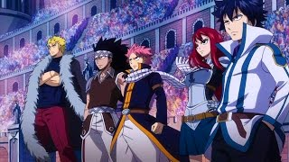 Raise your flag - Man with a mission (Fairy Tail Amv)
