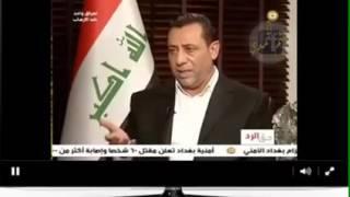 قصف مو طبيعي بين حاكم الزاملي وبين غزوان جاسم ..